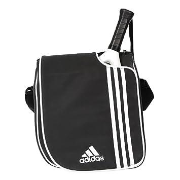 adidas 2014 Spain - Bolsa Bandolera Unisex, Color Negro/Blanco, Talla única: Amazon.es: Deportes y aire libre