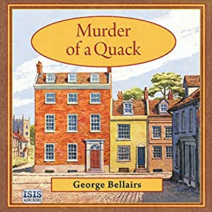 Murder of a Quack Audiobook