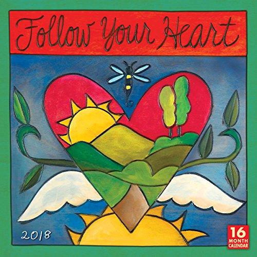 Follow Your Heart – Sticks 2018 Wall Calendar (CA0135)