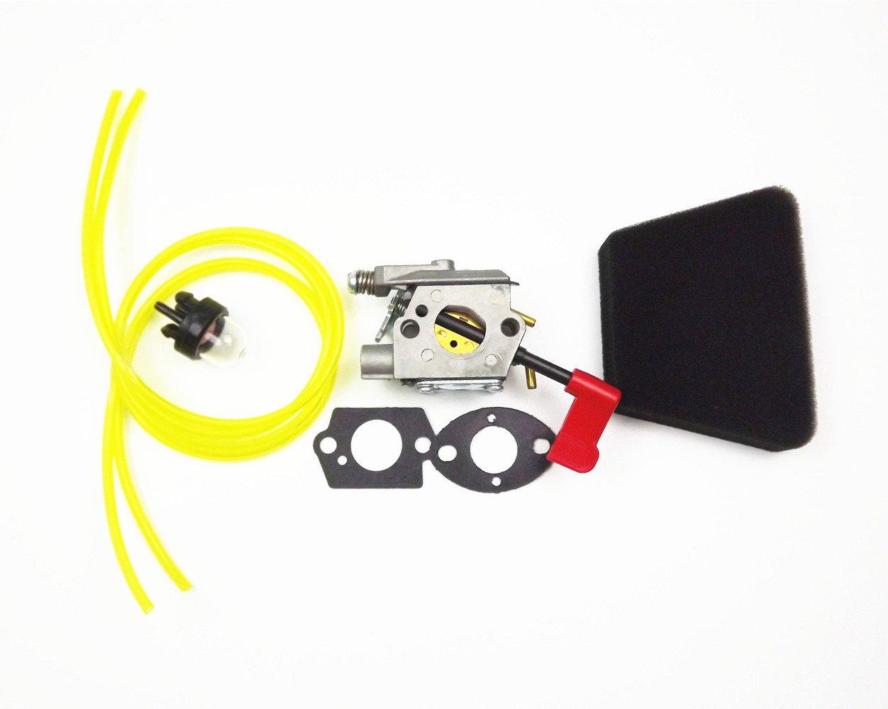 Walboro Carburetor WT-628-1 Replaces Poulan  530071637 530071405