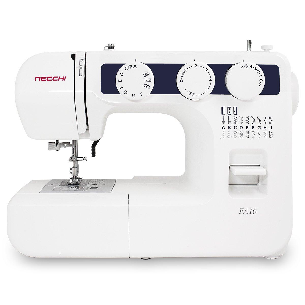 Necchi FA16 Mechanical Sewing Machine
