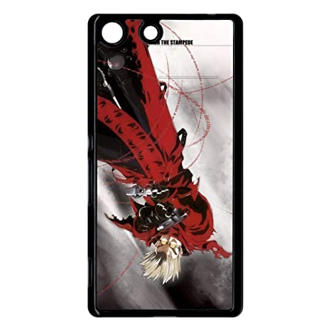 Carcasa Sony Xperia M5 Trigun Vash The Stampede: Amazon.es ...