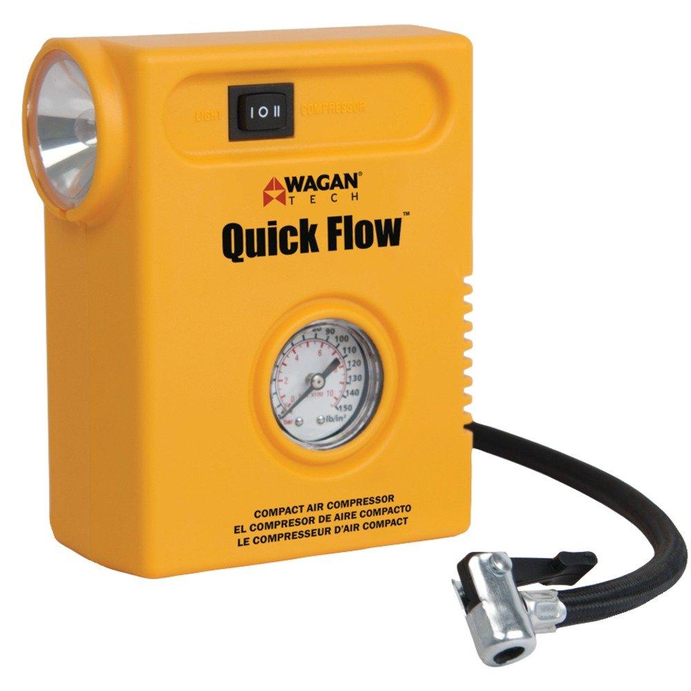 Amazon.com: WAGAN TECH 2020 Quick Flow(TM) Compact Air Compressor electronic consumer: Electronics