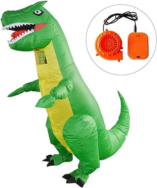 Nearthde - Disfraz de Dinosaurio Hinchable para Disfraz de Cosplay ...