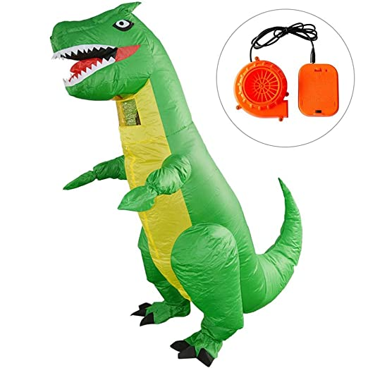 Nearthde - Disfraz de Dinosaurio Hinchable para Disfraz de ...