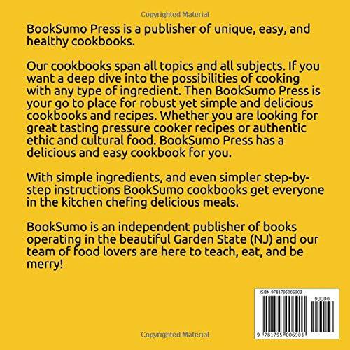 The Brazilian Cookbook: 50 Delicious Brazilian Recipes for Real Brazilian Cooking 2nd Edition: Amazon.es: BookSumo Press: Libros en idiomas extranjeros