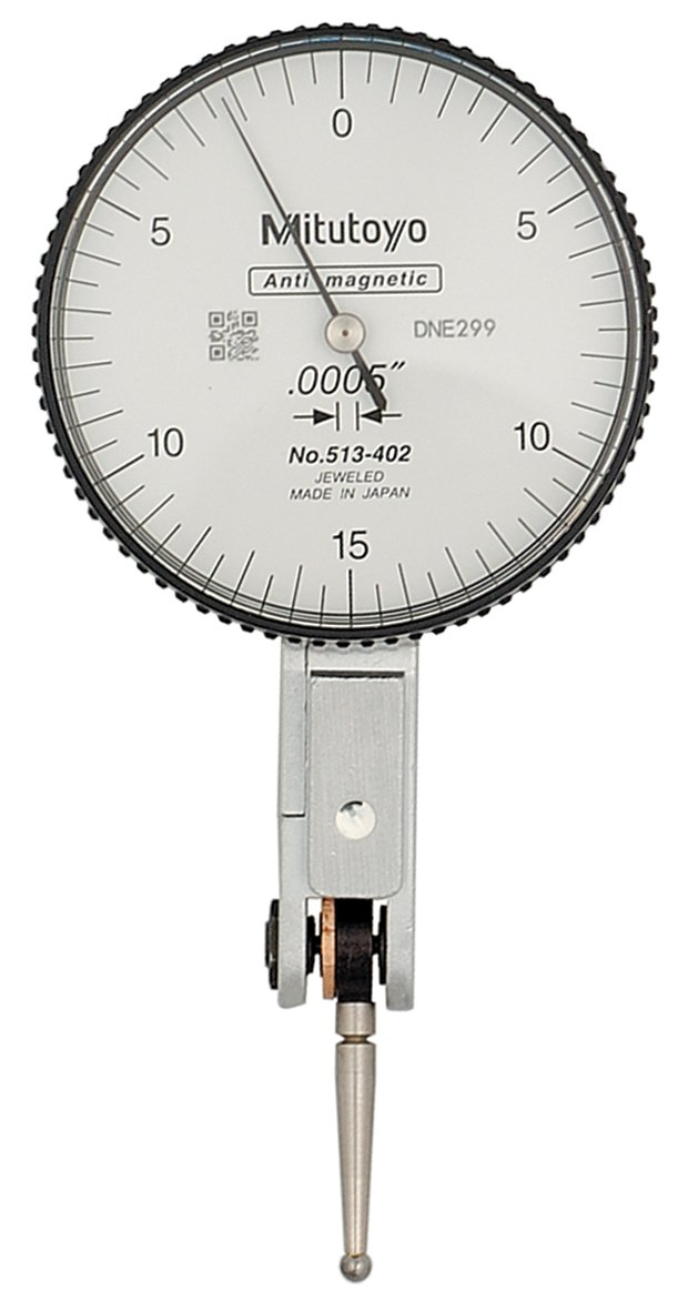 Mitutoyo 513-402 Horizontal Test Indicator
