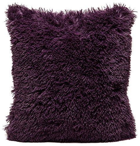 Chanasya Super Soft Long Shaggy Chic Fuzzy Fur Faux Fur Warm