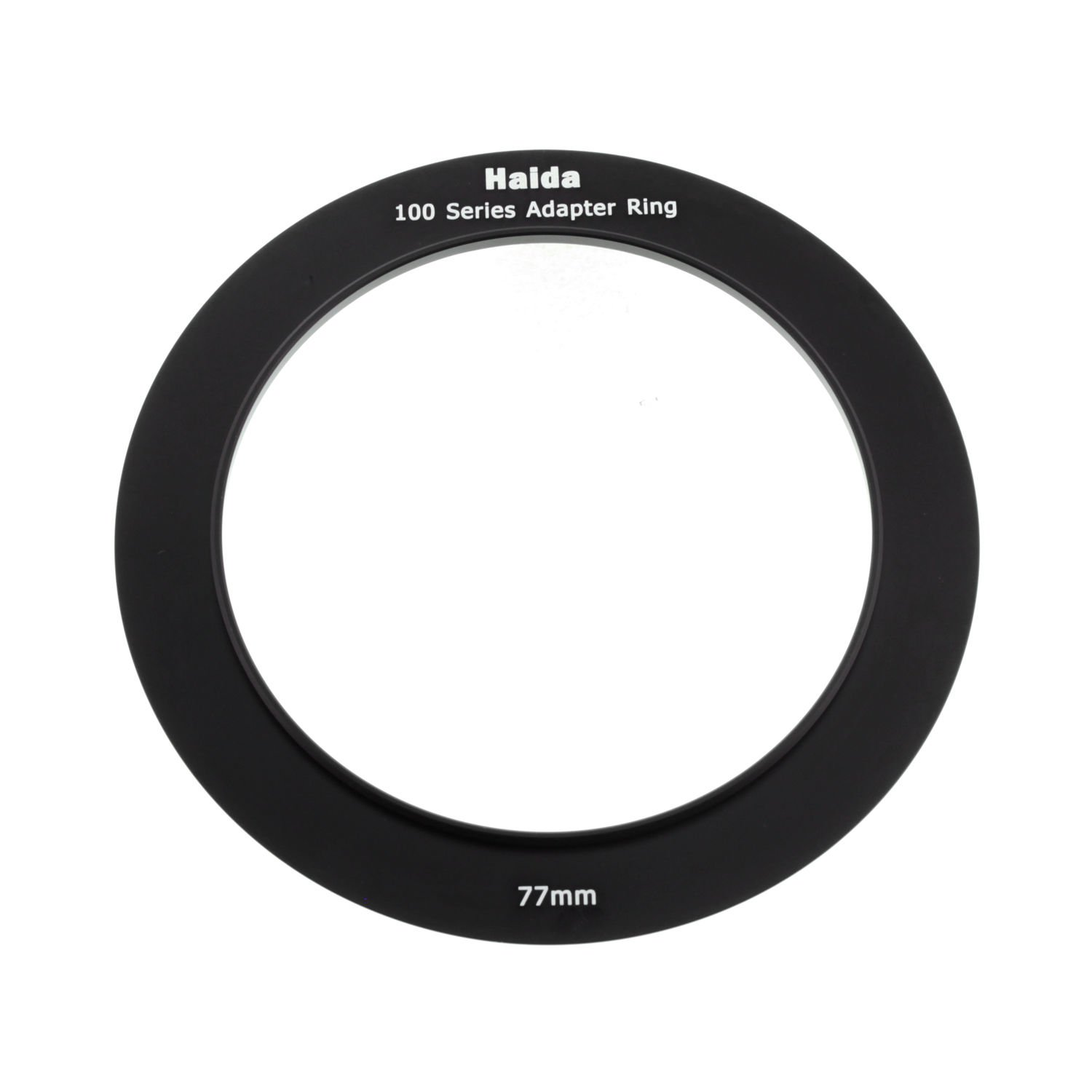 Haida 77mm Metal Adapter ring for 100 Series Filter Holder fits 77 Lens / Lenses
