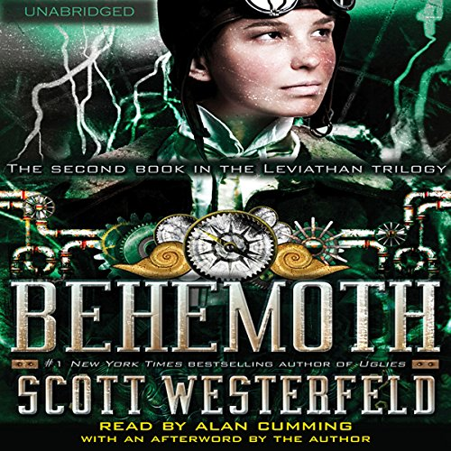 Behemoth by Simon & Schuster Audio