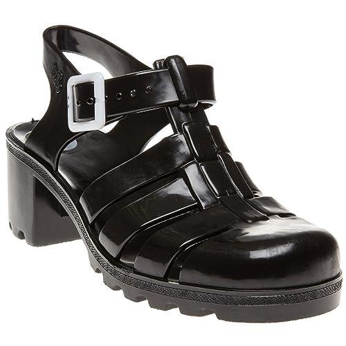 b05647bebd44 JUJU JELLIES Babe Womens Sandals Black  Amazon.ca  Shoes   Handbags
