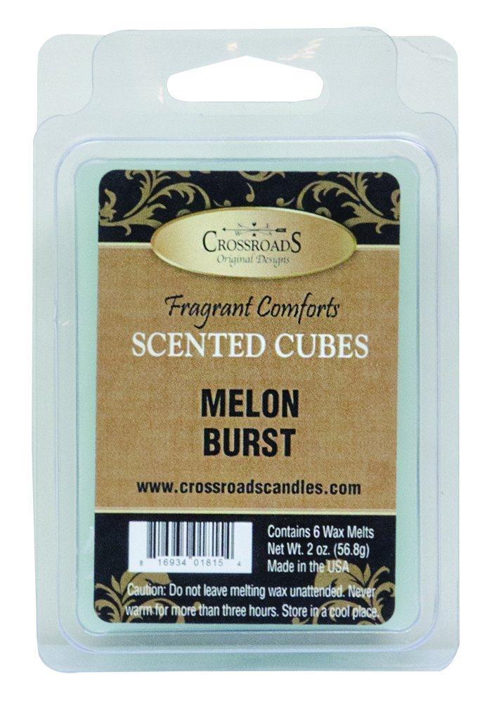 Crossroads Melon Burst Scented Cubes, 2oz