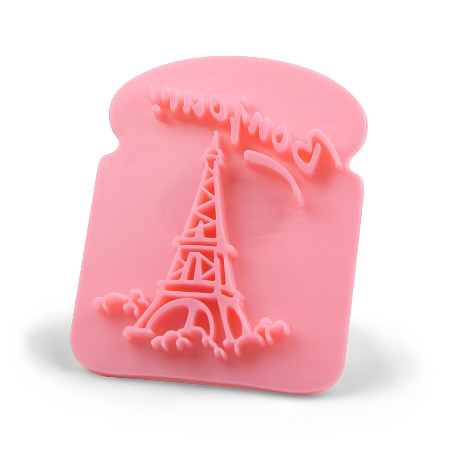 1 Height Bread Stamper TRES Chic! 4 Width 4 Length HomeSource FTOAST5A3.8 French Toast!