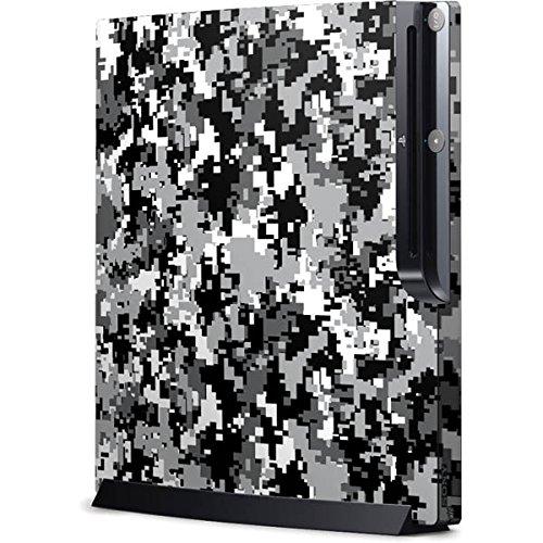 Skinit Decal Gaming Skin for Playstation 3 & PS3 Slim - Originally Designed Camo 6 Design (Camo Ps3 Skin For)
