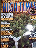 Amazon / CreateSpace Independent Publishing Platform: High Times July 2010 Safe Easy Pest Control Hybrid Hydro Gardens Cypress Hill Bigfoot The cia lsd Attack Rocky Mountain Buds