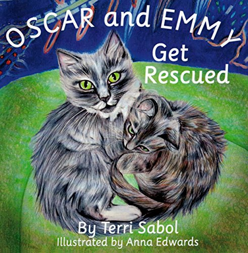 Oscar and Emmy Get Rescued - Cat The Emmy