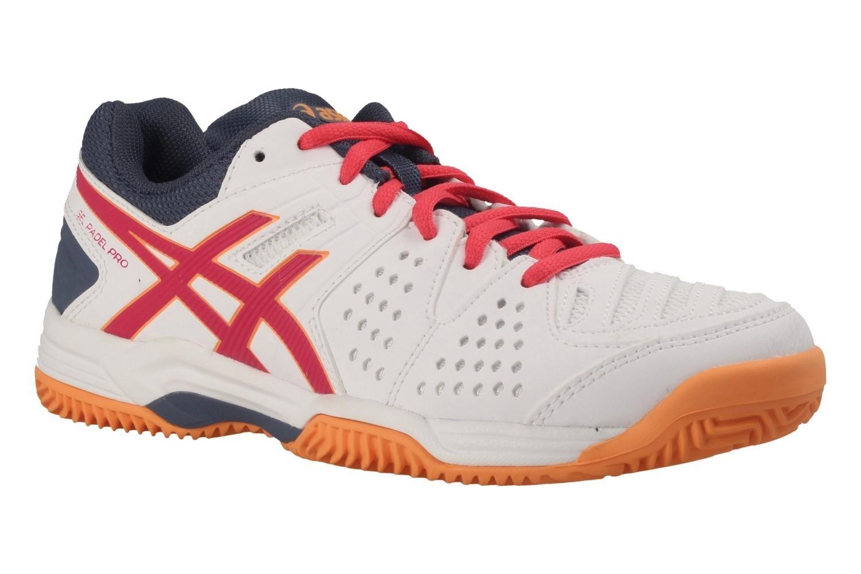 Asics Sneaker E561Y-0121 Gel-Padel White