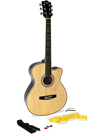 Martin Smith W-401E-N - Guitarra electroacústica, color natural