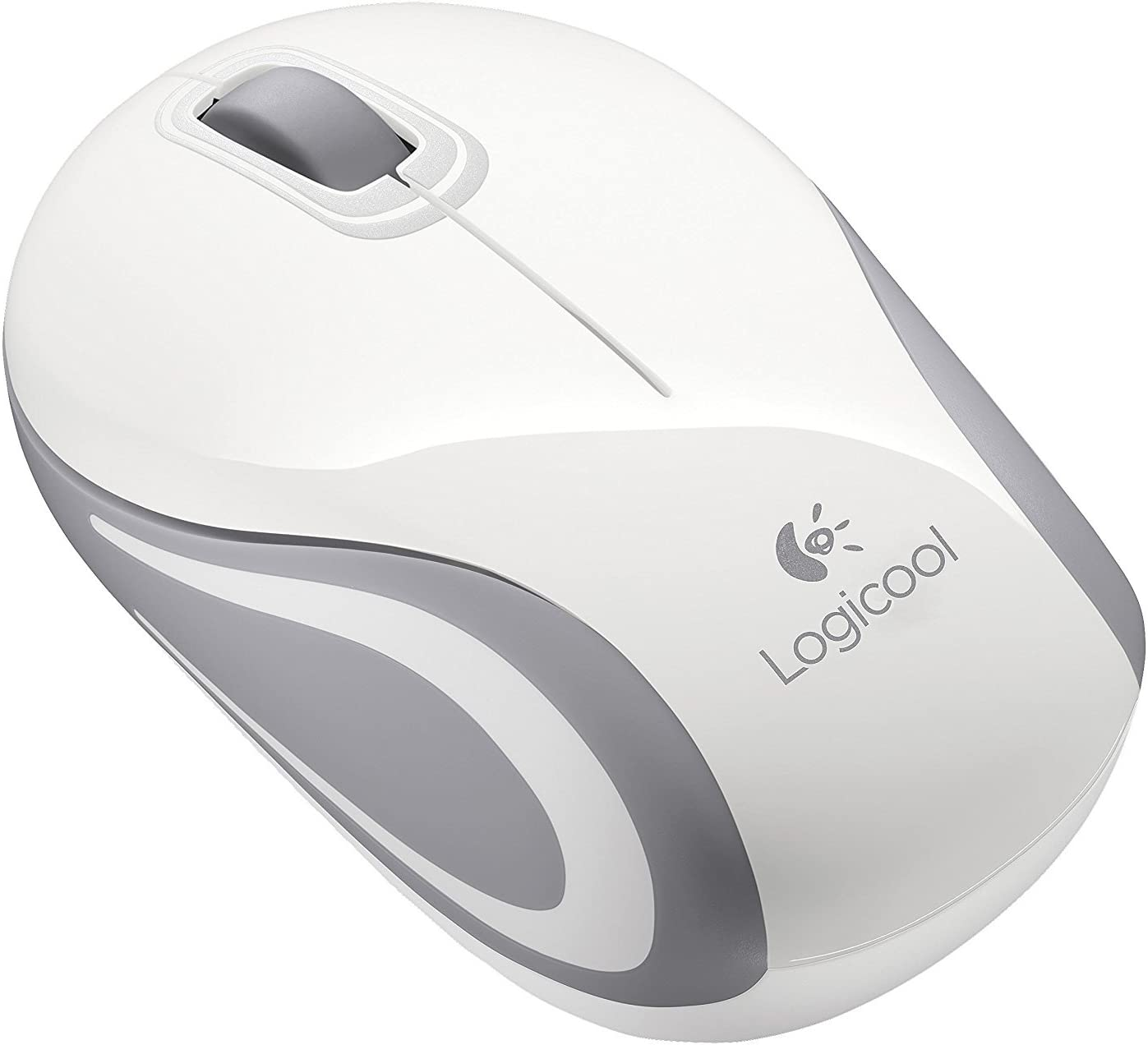 Logitech M187R Wireless 3 Button Gaming Optical Mouse Scroll DPI For PC Laptop