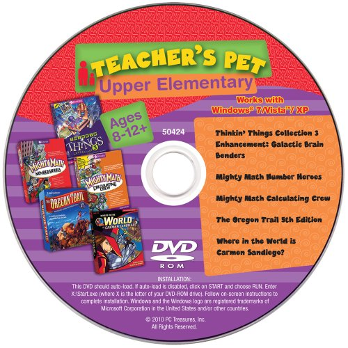 Teacher's Pet Upper Elementary