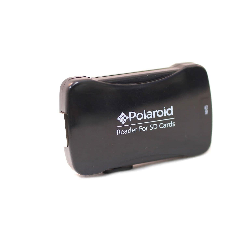 Polaroid High Speed SD Card Reader ( SD, SDHC ) - Hi-Speed USB by Polaroid Originals (Image #3)
