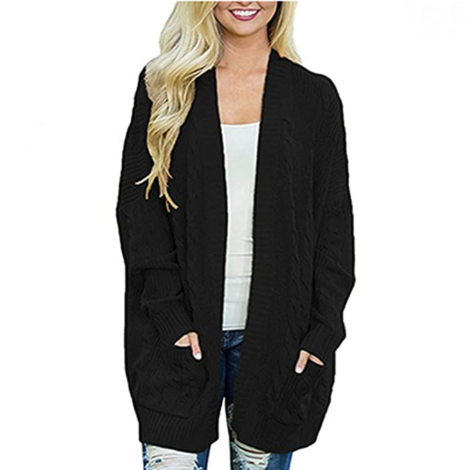 99535c3d0 Don't mention the past 2019 Knitted Long Cardigan Sweater Women ...