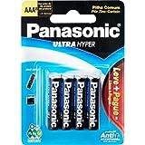Pilha Manganês Palito, Panasonic R03UAL/L8P6