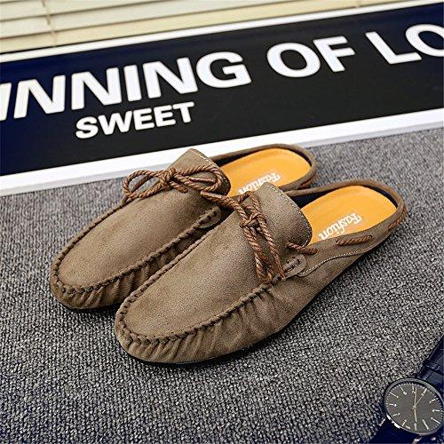 Top SHELAIDON Uomo Low 8822 Cachi loafers DE000 AxBqB7Iwp