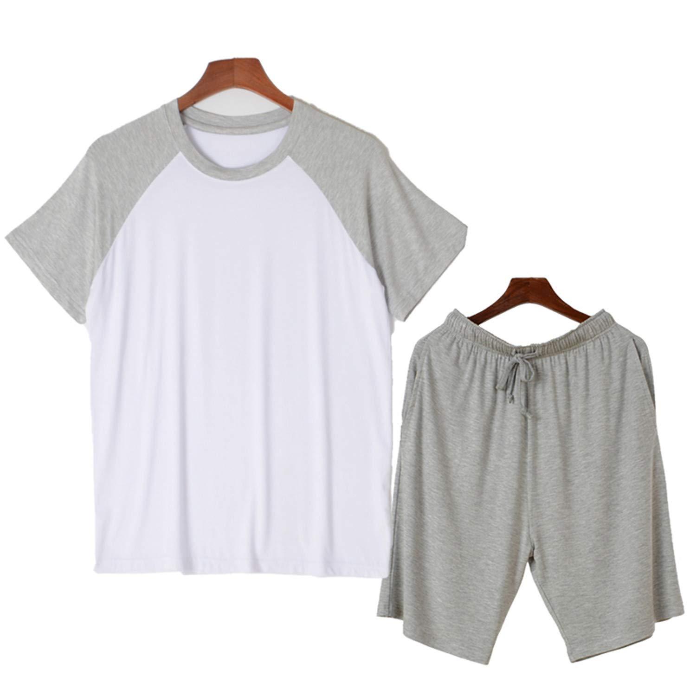 2018 Sexy Male Pajamas Men Pajama Shorts Pijama Hombre 8159 Underwear & Sleepwears