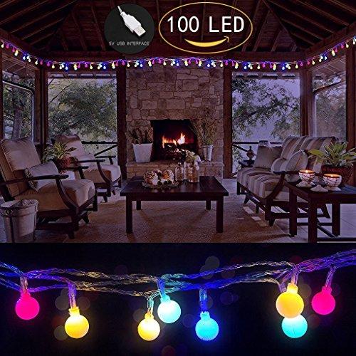 Opaque Led Christmas Lights
