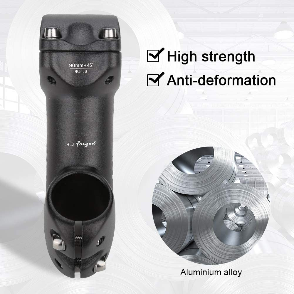 MTB Mountain Bicycle Alunimium Alloy Bike Tube Stem Replacement Part Accessory