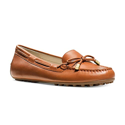 582423485ef Michael Michael Kors Daisy Moc Moc Toe Leather Loafer  Amazon.co.uk  Shoes    Bags