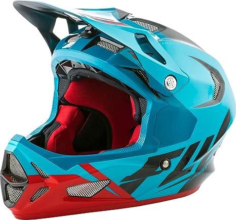 Fly Racing Downhill-MTB Helm Werx Ultra: Amazon.es: Deportes y ...
