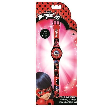 Reloj Analogico Ladybug