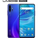 Unlocked Smart Phone 2020, UMIDIGI F2 Side Fingerprint 48MP AI Quad Camera, 6.53'' FHD+ Smartphone 5150mAh RAM 6G ROM…