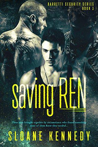 Knot Dinner (Saving Ren (Barretti Security Series, Book 3))