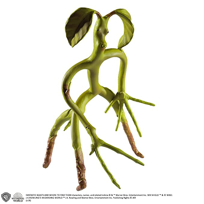 Noble Collection Bendable Bowtruckle