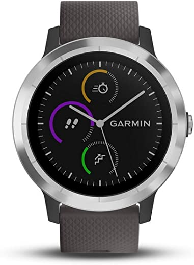 Garmin Vivoactive 3 GPS Smartwatch, 1.2 inch