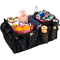Miucolor Foldable Cargo Trunk Organizer Waterproof Storage