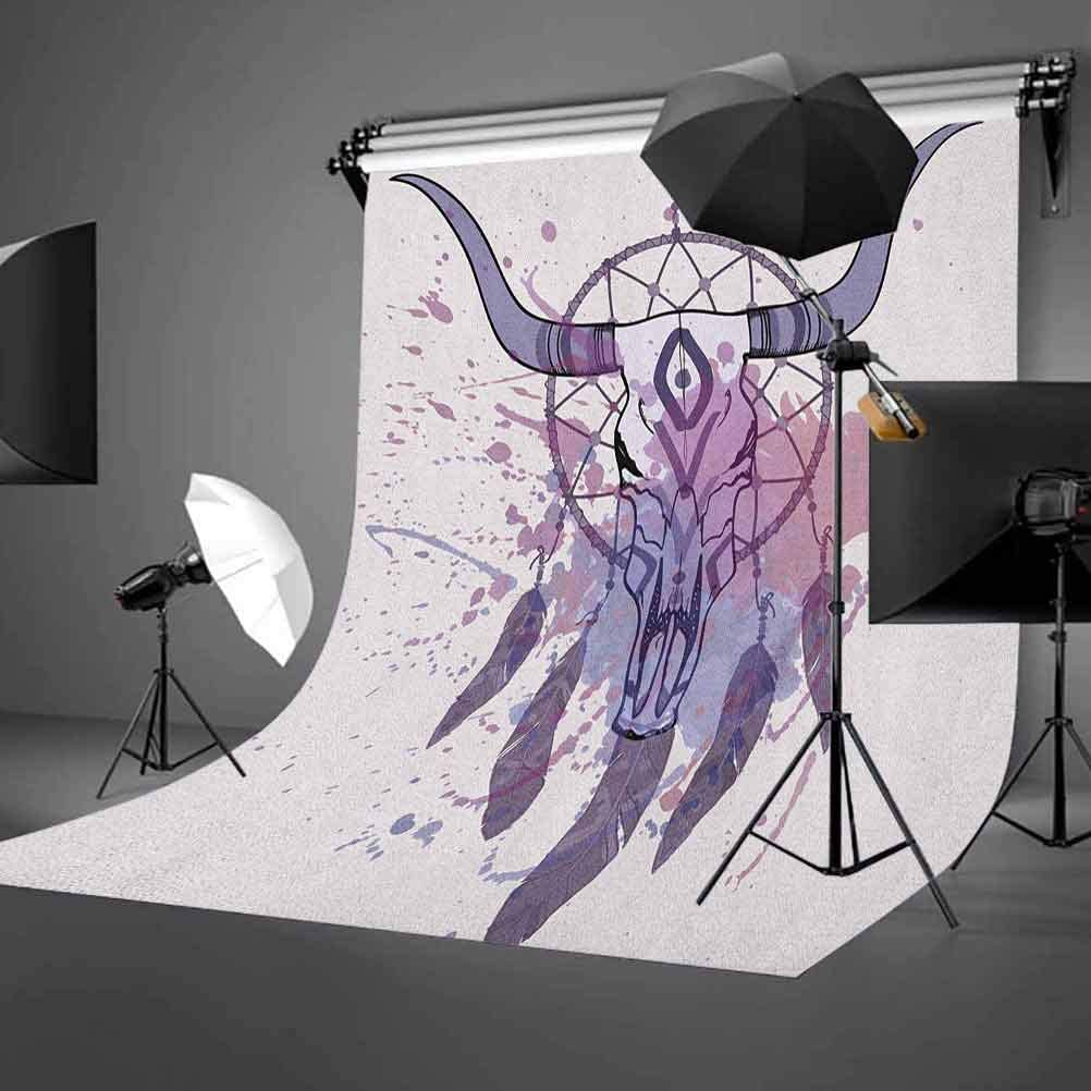 7x10 FT Vinyl Photography Background Backdrops,Zodiac Wheel with Twelve Signs and Jumping Animal Spirituality Esoteric Background for Graduation Prom Dance Decor Photo Booth Studio Prop Banner