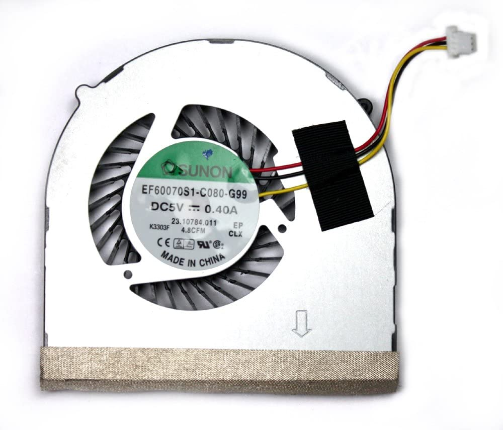 Dell Inspiron 14 2518 Dell Inspiron 14 2428 Dell Inspiron 14 2528 Dell Inspiron 14 2328 Power4Laptops Replacement Laptop Fan for Dell Inspiron 14 1518