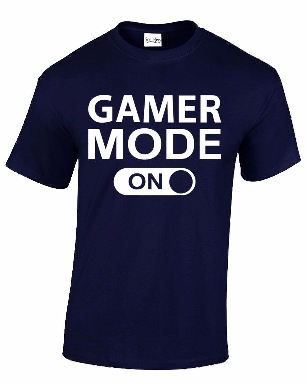 Gamer Mode On - Men's T-Shirt