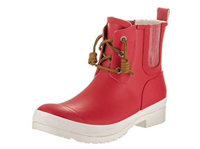 SPERRY Top-Sider Women's Walker Steam Red Boot 5 Women US