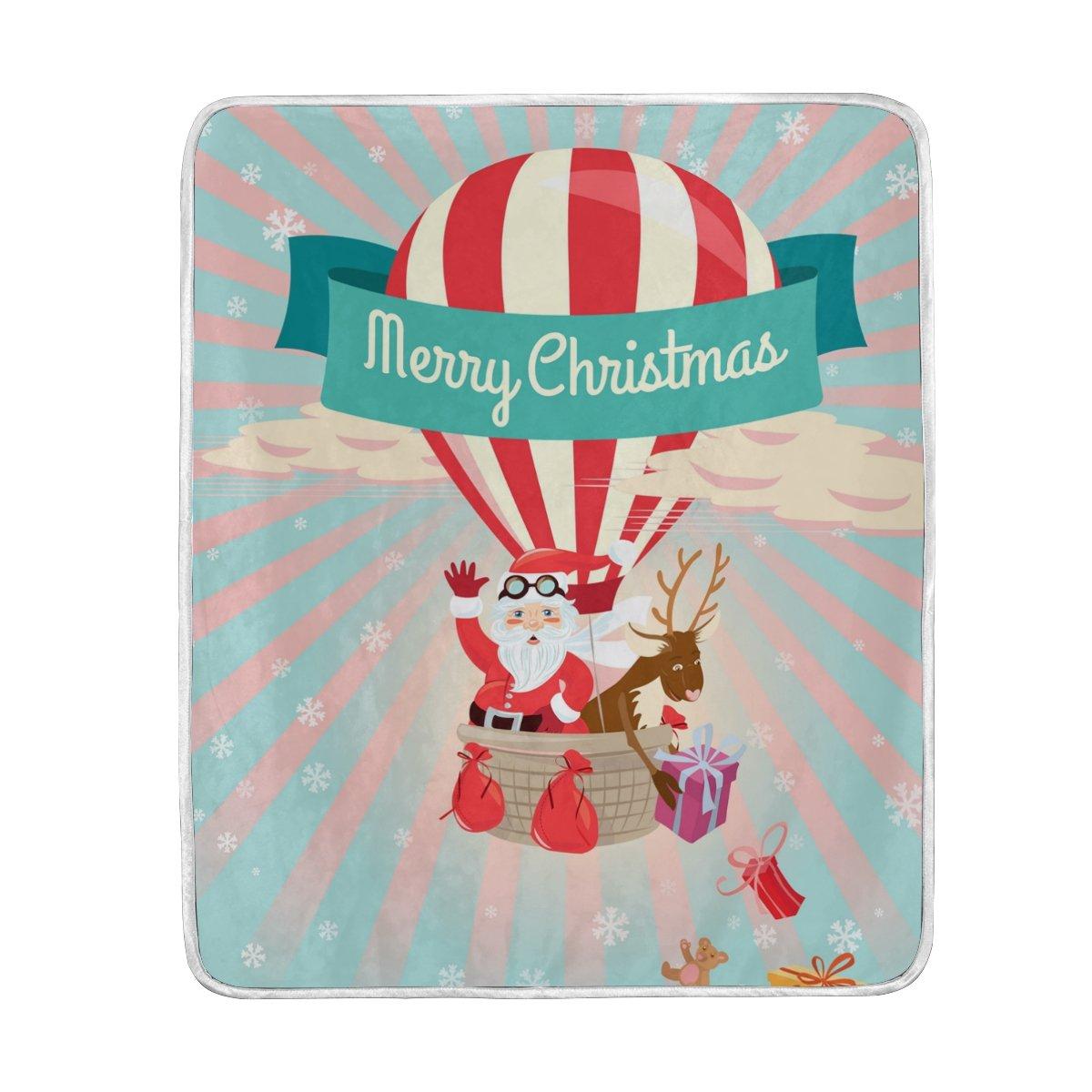 Amazon.com: Dragon Sword Merry Christmas Santa Claus Soft ...