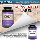 MRM Micronized DHEA Vegetarian 50 mg Caplets, 90-Count Bottles Review