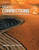img - for Making Connections Level 2 Student's Book: Skills and Strategies for Academic Reading by Jo McEntire (2013-06-17) book / textbook / text book