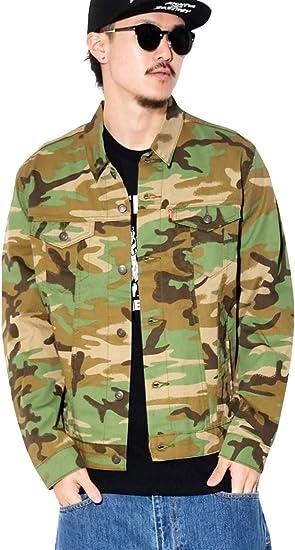 Levi's(リーバイス) Gジャン デニムジャケット メンズ LEVI'S USAモデル 春 秋 冬 b系 ストリート系 ファッション 7カラー [並行輸入品]