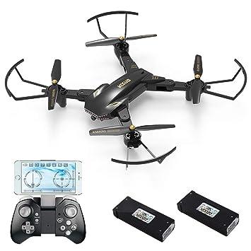 Redpawz R13 LED RTF Drone Para Niños,RC Quadcopter con Toss/Shake ...