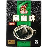 AIK CHEONG 益昌黑咖啡(原味)10g*20(马来西亚进口)