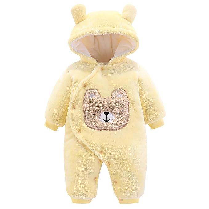 Modaworld Monos Bebé Otoño Invierno, Recién Nacido Bebés ...